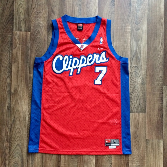 68d1799c74d38 LAMAR ODOM #7 LOS ANGELES CLIPPERS VINTAGE NIKE. M_5be63201a31c3369a4ae383e